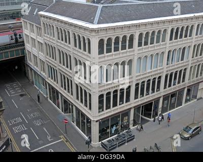 The S Gardner & son Building, 36 Jamaica st, Glasgow Scotland UK - Stock Image