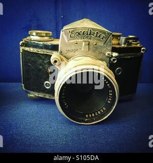 Che Guevara's camera - Stock Image