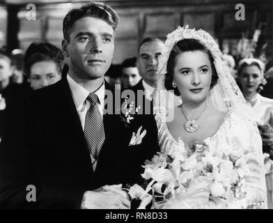 SORRY, WRONG NUMBER, BURT LANCASTER , BARBARA STANWYCK, 1948 - Stock Image