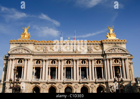 Opera Garnier, Paris, France - Stock Image