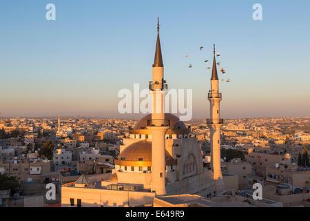 Madaba mosque, Madaba, Jordan - Stock Image