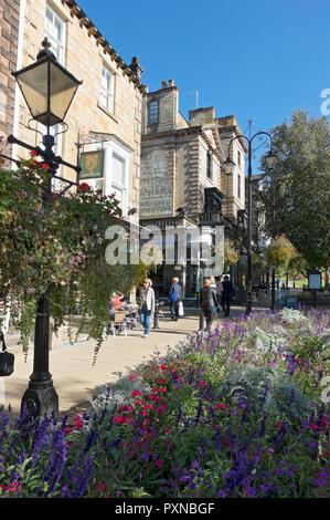 Montpellier Quarter Harrogate North Yorkshire England UK United Kingdom GB Great Britain - Stock Image