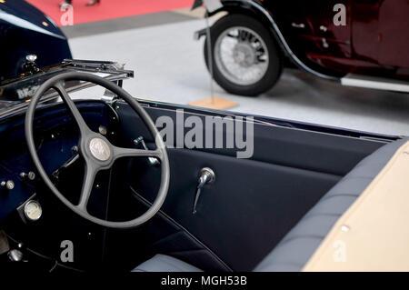 Rosengart car collection - Stock Image