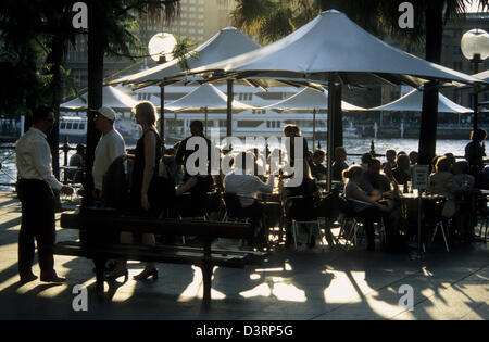 Sydney Harbor, Australia AUS - Stock Image