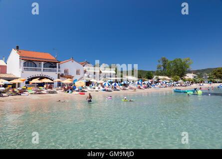 Mesongi, Corfu, Greece - Stock Image