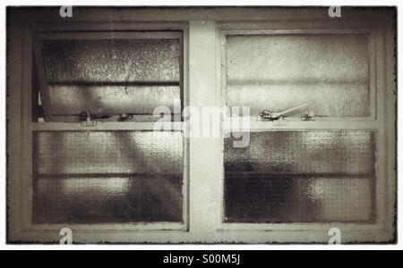 Old window. - Stock Image