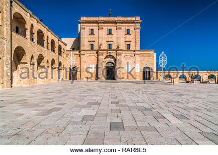 Santa Maria di Leuca, Puglia, Italy - Stock Image