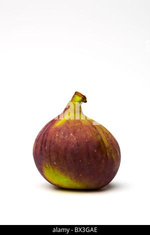 Fresh Fig  isolated - Stock Image