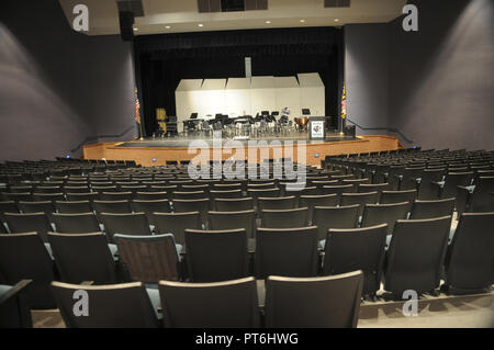 empty auditorium - Stock Image
