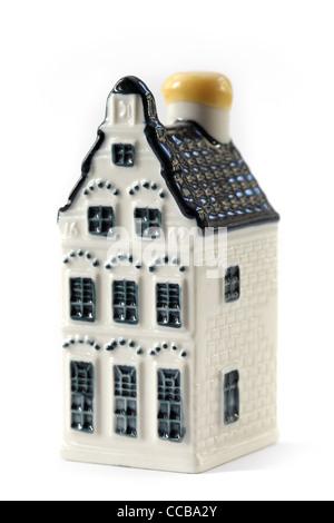Amsterdam Blue Delft's - Stock Image