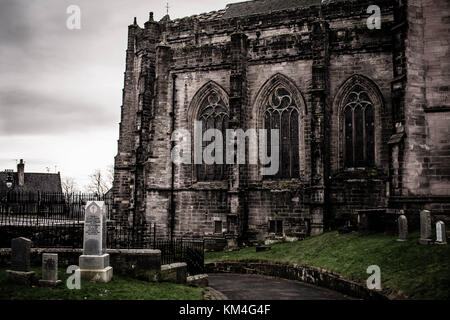 Church of the Holy Rude,  Stirling, Scotland - Stock Image