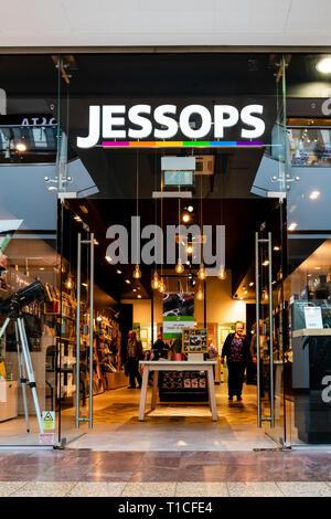 Jessops store, UK. - Stock Image