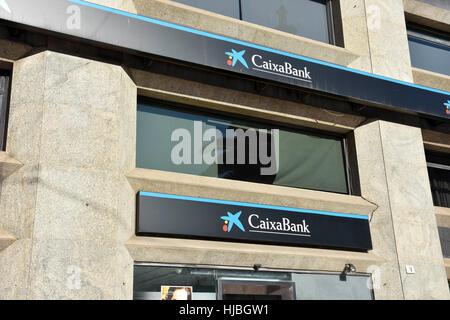 Sabadell Bank - Stock Image