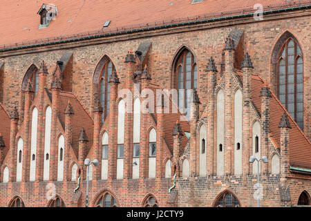 Germany, Berlin. Architectural details of St. Mary's Church. Credit as: Wendy Kaveney / Jaynes Gallery / DanitaDelimont.com - Stock Image