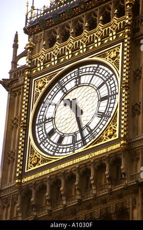 Big Ben London England - Stock Image