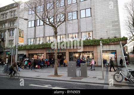 Penneys store on oconnell street Dublin Republic of Ireland Europe Penneys is the Irish origin of Primark as penneys could not be used outside ireland - Stock Image