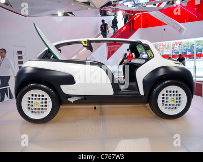 CITROËN LACOSTE concept car on show in Paris  France - Stock Image