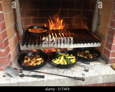 Barbecue - Stock Image