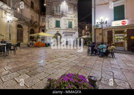 RODI GARGANICO, ITALY - APRIL 29, 2018 - Rodi Garganico is a little picturesque village in Puglia, south Italy. - Stock Image