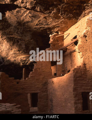 Mesa Verde National Park - Stock Image