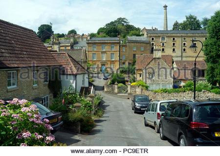 Freshford village near Bath, in Somerset, UK. - Stock Image