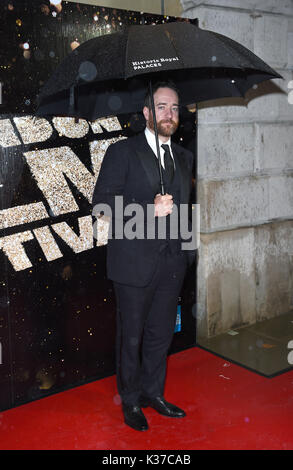Photo Must Be Credited ©Alpha Press 079965 15/10/2016 Matthew Macfadyen  BFI London Film Festival Awards 2016 - Stock Image