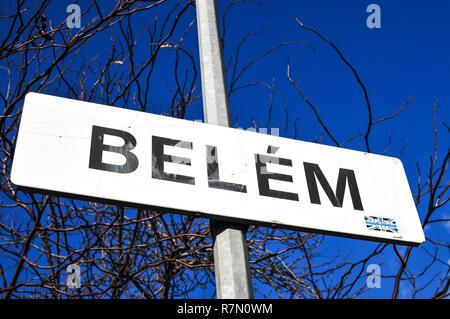 Belem Lisbon Portugal - Stock Image