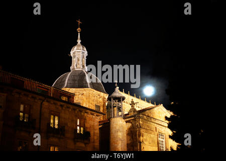 university of salamanca - Stock Image
