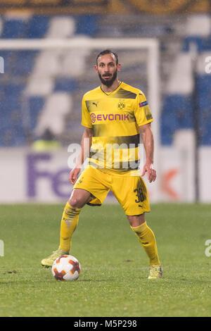 Omer Toprak, Borussia Dortmund Stock Photo - Alamy