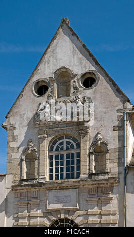 Ancien Carmel de Beaune France, the ancient convent of Carmelites built on the site of the Prioress St Etienne Louis XIV passed there in November 1658 - Stock Image