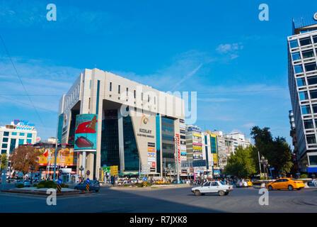 Ataturk Bulvari, Kizilay, Ankara, Turkey, Eurasia - Stock Image