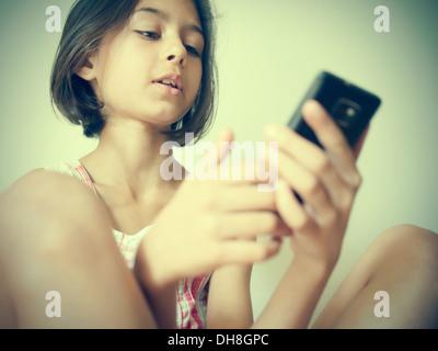 Smartphone - Stock Image