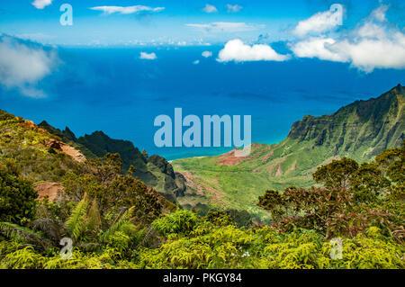 beautiful Kauai - Stock Image