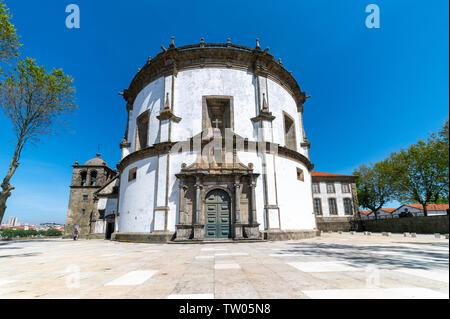 Mosteiro da Serra do Pilar, Gaia, Porto, Portugal - Stock Image