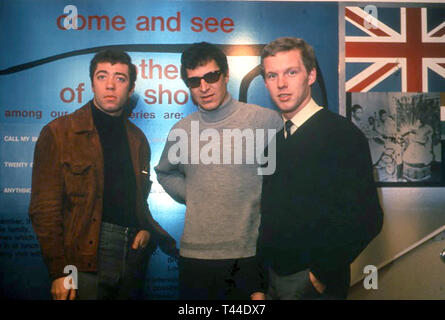 THE PEDDLERS British jazz/soul trio about 1966. - Stock Image