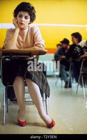 SHERILYN FENN, TWIN PEAKS, 1990 - Stock Image