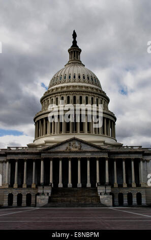 Capitol Building Washington DC - Stock Image