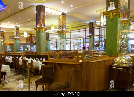La Coupole restaurant Paris France - Stock Image