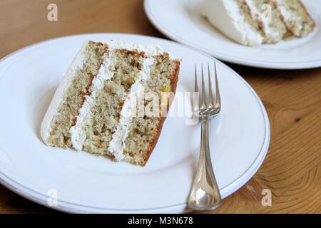 Hummingbird cake - Stock Image
