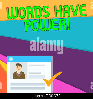 Handwriting text Time For Business. Conceptual photo fulfil transactions within period promised to client Curriculum Vitae Resume of Young Male Candid - Stock Image