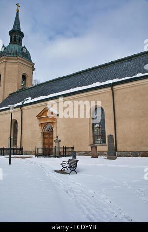 Norrtalije Sweden - Stock Image