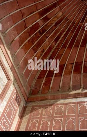 Jama Masjid Mosque, Old Delhi, Delhi, India - Stock Image