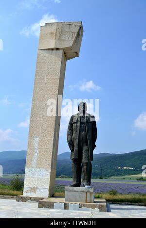 Monument -Valley of the Thracian Kings in Kazanlak- Province of Stara Zagora.BULGARIA - Stock Image