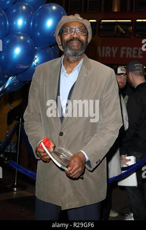 Company - opening VIP night at the Gielgud Theatre, Shaftesbury Avenue, London  Featuring: Sir Lenny Henry Where: London, United Kingdom When: 17 Oct 2018 Credit: WENN.com - Stock Image