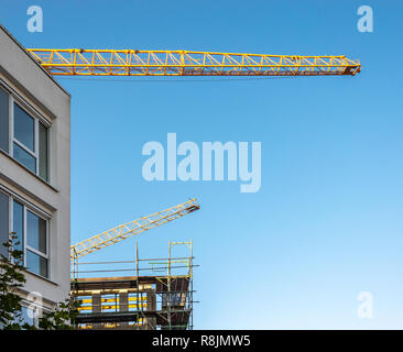 Large construction site for a branch at Phoenix Lake - Stock Image