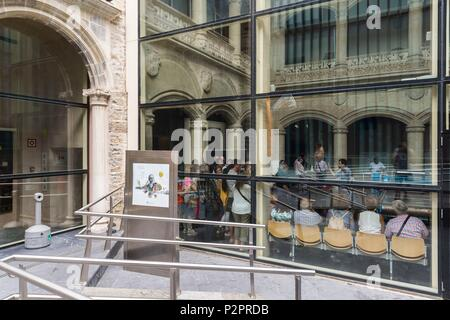 Spain, Alava, bask country, Vitoria Gazteiz, Museum of the card game - Stock Image