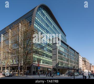 Mid City Place by Kohn Pedersen Fox, London, UK - Stock Image