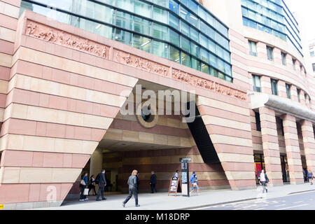 London buildings - Stock Image