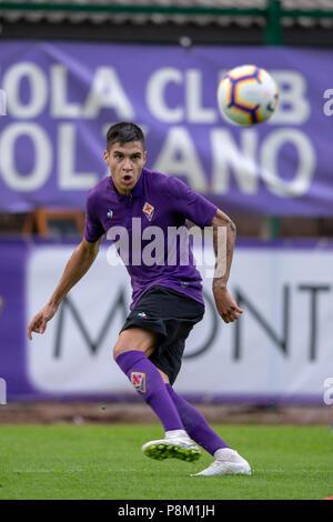 Kevin Diks Bakarbessy (Fiorentina) during the Italian