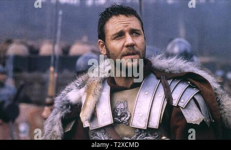 RUSSELL CROWE, GLADIATOR, 2000 - Stock Image
